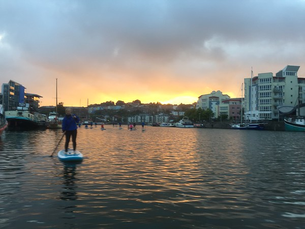 Explorers Connect SUP 19:30 (Toby, Harry, Becca)
