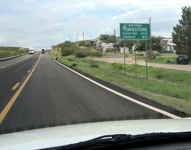 Tombstone, AZ