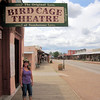 Tombstone, AZ<br /> <br /> Bird Cage Theatre