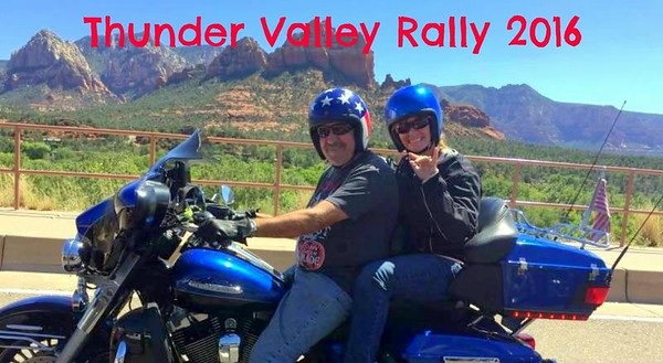 Thunder Valley Motorcycle Rally 2016