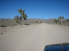After a little bit of driving and filling up the tank at Panamint Springs....I arrive at Saline Valley Road.