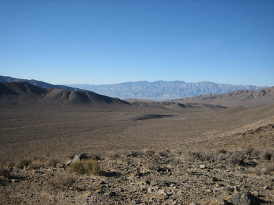 Thanksgiving weekend in Death Valley