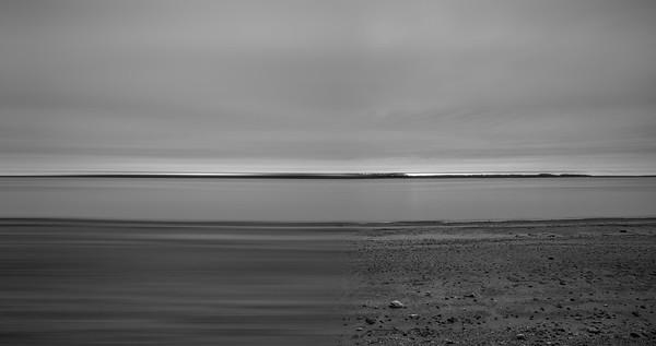 Arkabutla Lake Fading Away