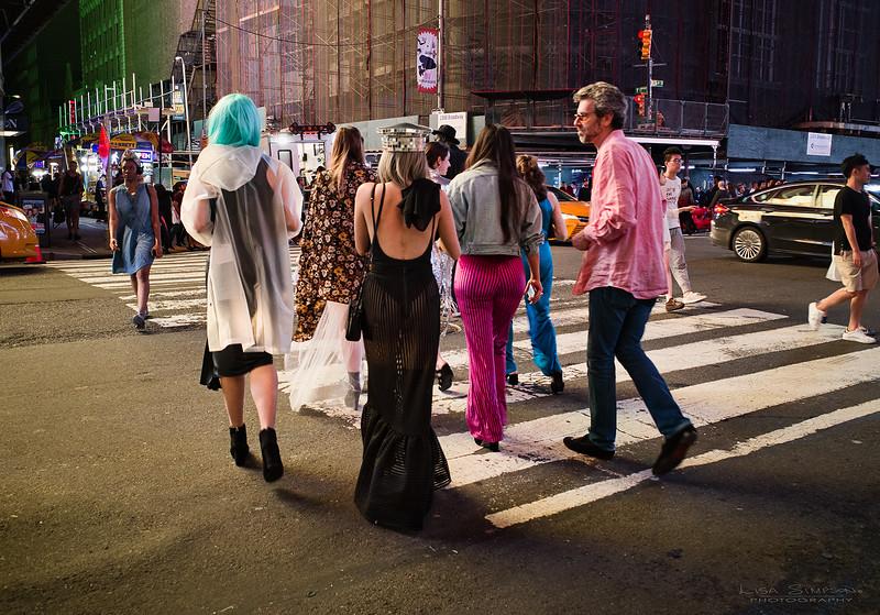 NYC Layover