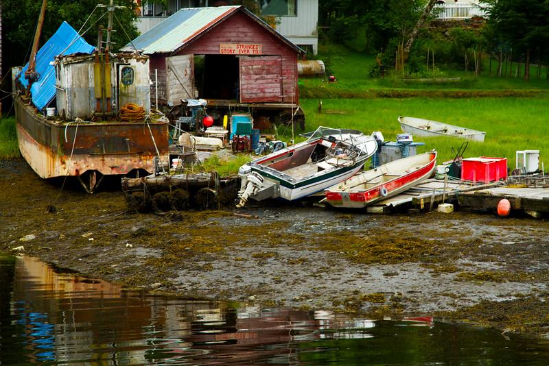 Petersburg, Alaska.  July 2011