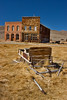 Bodie State Historic Park, California.  October 24, 2009