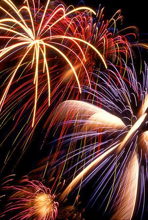 Fireworks Glory