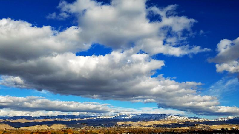 Boise, Idaho.  November 2017