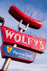 Wollfy's, Chicago, Illinois.  January 2014