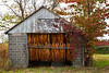 Tobacco drying shed, Ohio.  October 2014