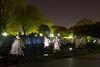 Korean War Veterans Memorial, Washington DC.  October 2006