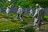Korean War Veterans Memorial, Washington DC.  May 2005