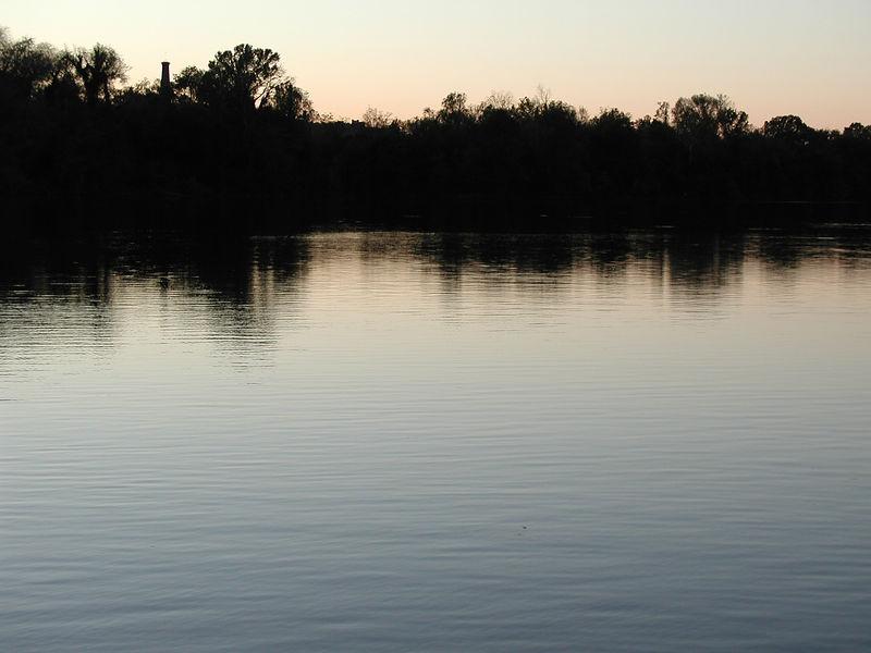 North Augusta Greeneway, November 17