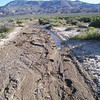 Flash Flood in the Desert!  North of the Playa on the east side of the valley.