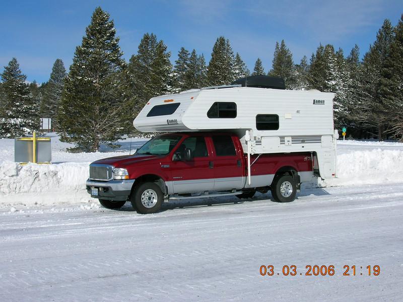 Near Mammoth, CA, US 395