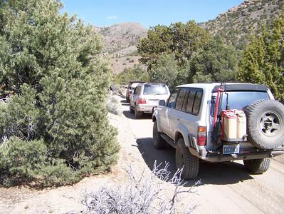 Nevada Tour 2008