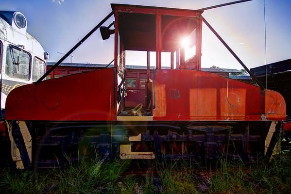 Baldwin Electric Locomotive