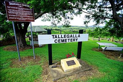 Tallegalla Cemetery