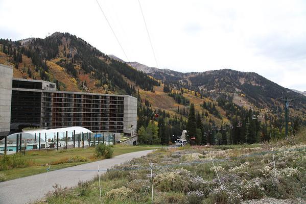 Alta Ski Resort Area