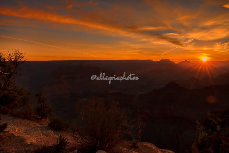 Yavapai Overlook, Grand Canyon