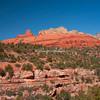 The Ship Rock, Sedona, Arizona