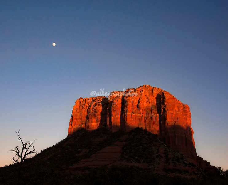 Courthouse Rock, Sedona
