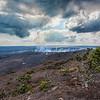 Kilauea Caldera, Volcano National Park