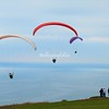 Parasailing at Torrey Pines