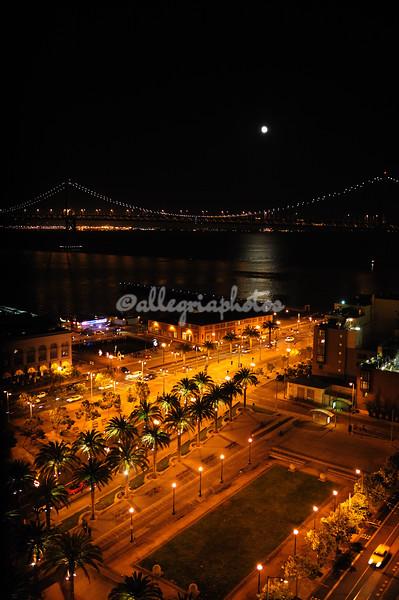 Oakland Bay Bridge, San Francisco