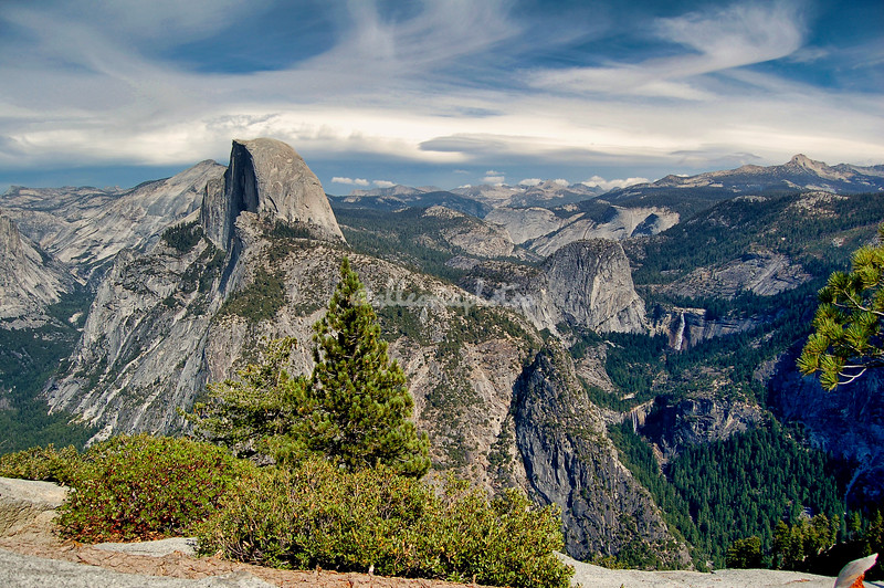 Half Dome, Yosemite, California