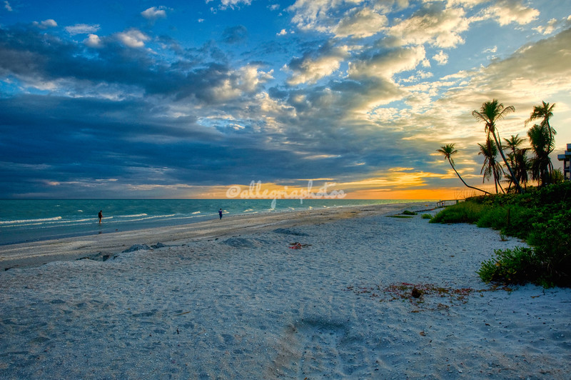 Sunset, Sanibel