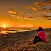 Sunset, Sanibel