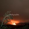 Kilauea Caldera at Night, Volcano National Park