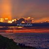 Sunset from Kealakekua Bay