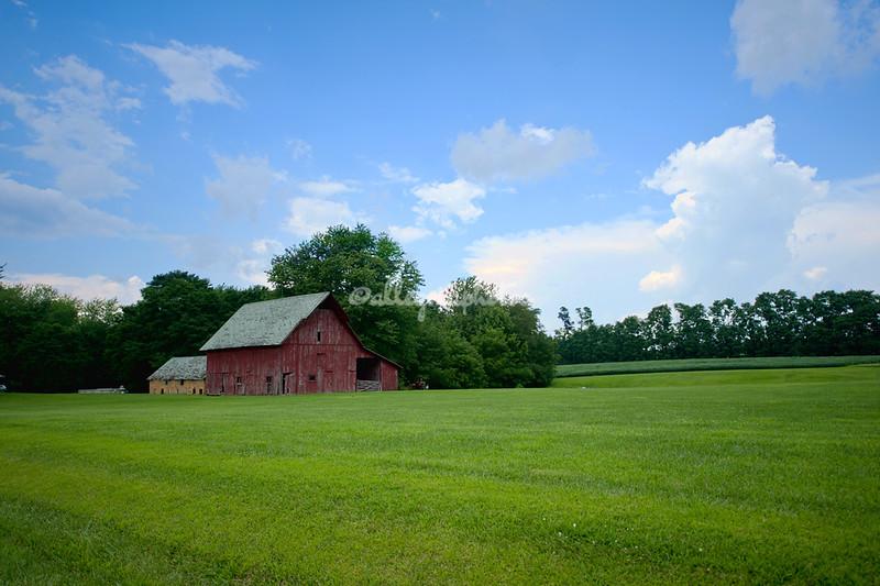 Barn, Indiana