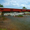 Bridgeton Covered Bridge, Indiana