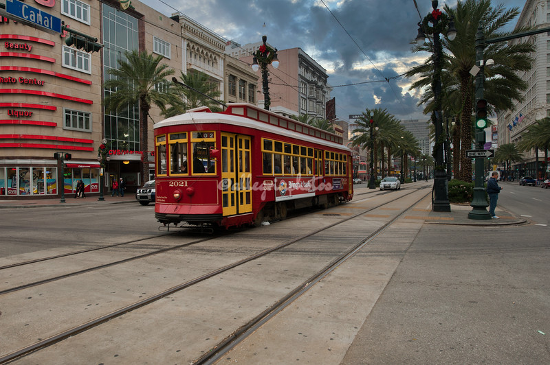 Canal Street, New Orleans