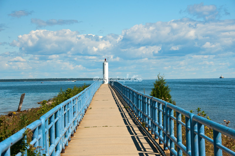 Cheboygan, Lake Michigan