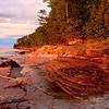Miner's Beach, Lake Superior, Michigan