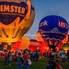 Balloon Glow, St Louis