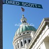 St Louis, Missouri, Old Courthouse, Dred Scott Way