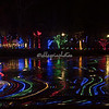 Wild reflections, Wild Lights, St Louis Zoo