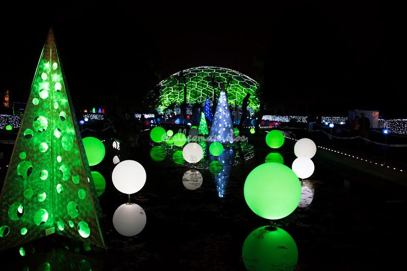 Botanical garden, St Louis