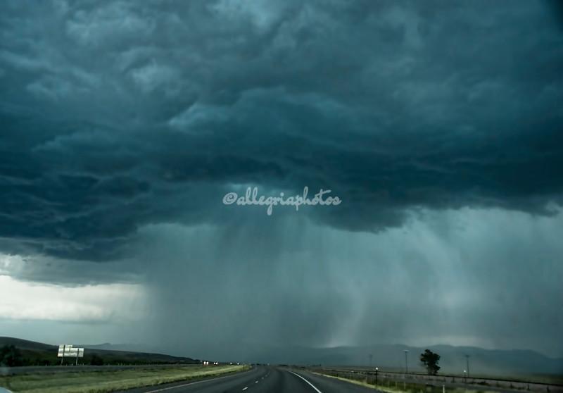 Storm, Butte, Montana