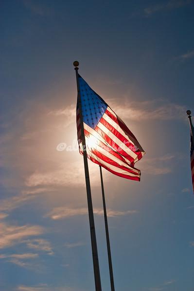 Flag, Liberty State Park