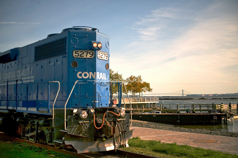 New Jersey locomotive