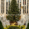 Angels and Christmas Tree, Rockefeller Plaza, New York