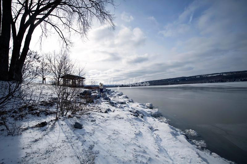 Lake Cayug, Ithaca