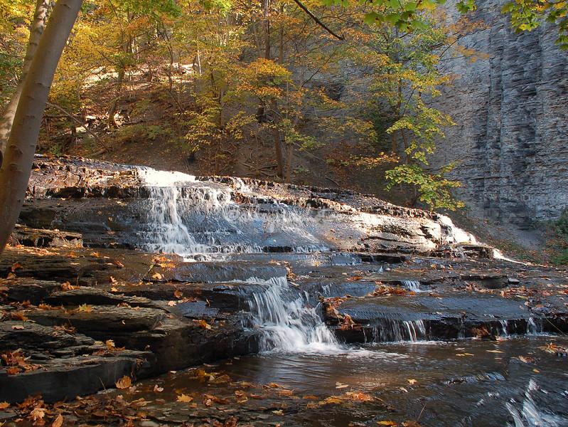 Cascadilla Falls, Ithaca