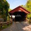 Newfield Covered Bridge, New York